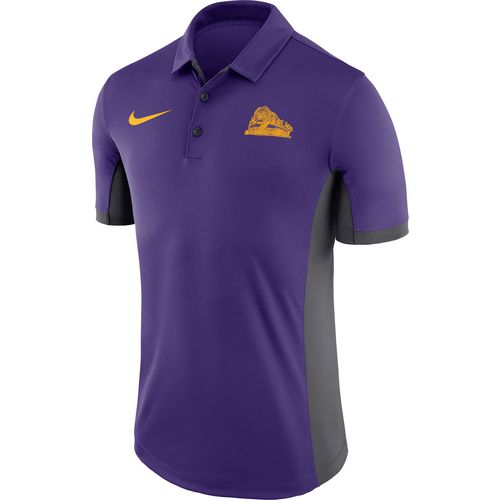 Display product reviews for Nike Men's Louisiana State University Dri-FIT Evergreen Polo Shirt