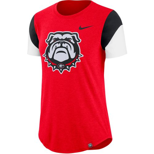 Nike Women's University of Georgia Fan Crew T-shirt