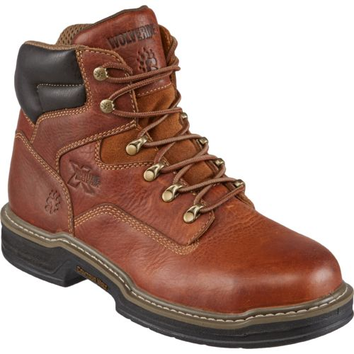 Wolverine Men's Raider Steel-Toe Work Boots - view number 2