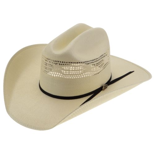 Justin Adults' Cutter Brimmed Straw Hat