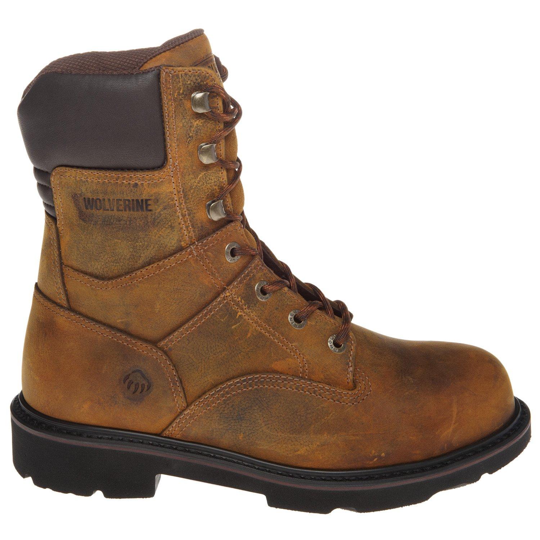 Wolverine Men s Saturn 8  Boots