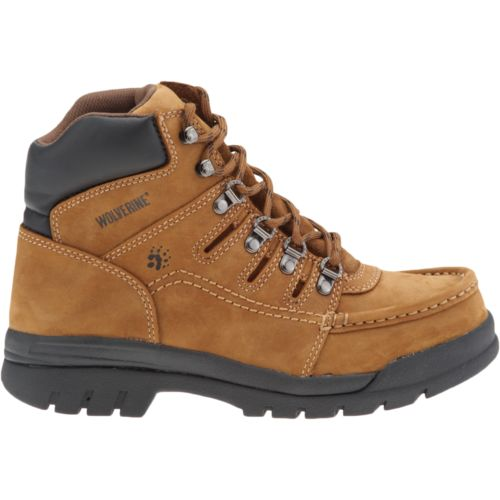 Display product reviews for Wolverine Men's Potomac English Moc Work Boots
