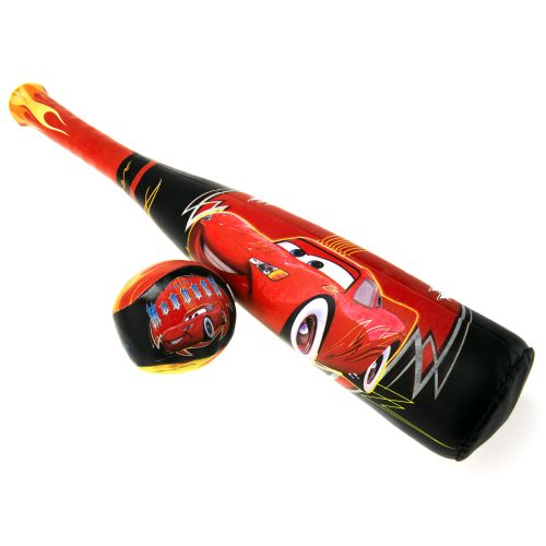 Franklin Disney/Pixar Cars Soft Sport Bat and Ball
