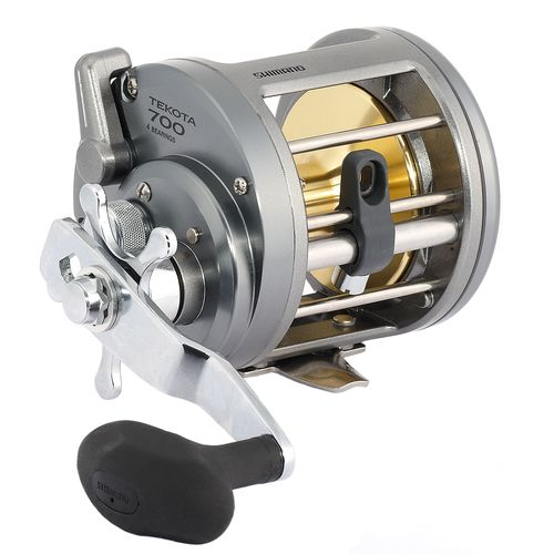 Shimano Tekota 700 Conventional Reel Right-handed