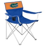 Logo University of Florida Canvas Chair