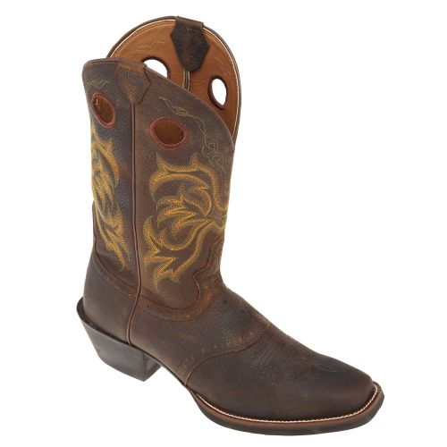 Justin Men's Stampede Punchy Western Boots - view number 2