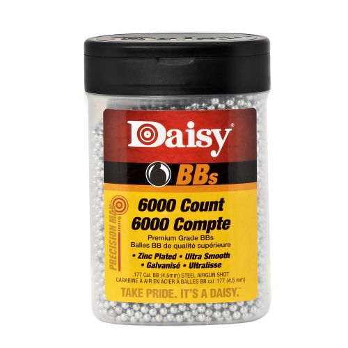 Display product reviews for Daisy® PrecisionMax Premium BBs 6,000-Count