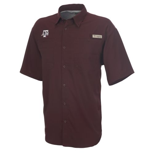 Columbia Sportswear Men's Collegiate Tamiami Shirt - view number 1