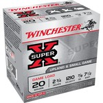 Winchester Super-X® Game and Field Loads 20 Gauge 7.5 Shotshells