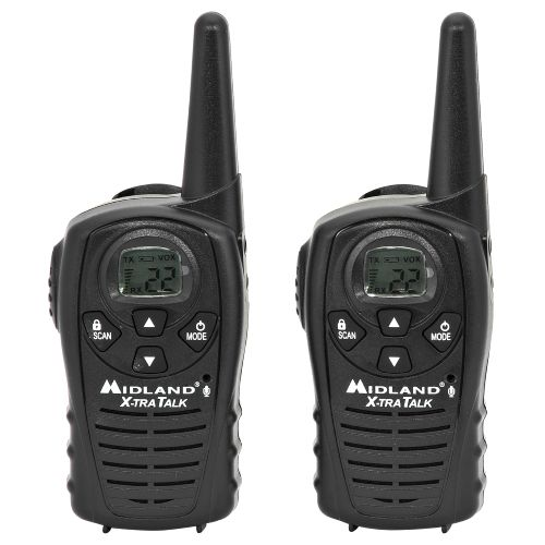Image for Midland ALR1 22-Mile GMRS 2-Way Radios 2-Pack from Academy