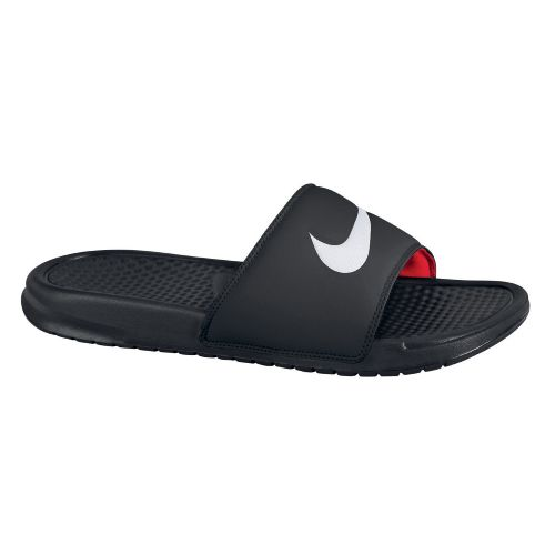 Nike Boys  Benassi Swoosh Sports Slides