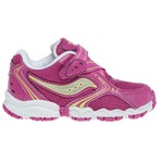 Saucony Toddler Girls' Strike Athletic Lifestyle Shoes