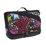 SKECHERS Girls' Atomic Star Single-Sided Messenger Bag