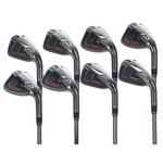 TaylorMade Burner+ Iron Set