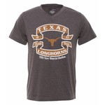 Majestic Adults' University of Texas Section 101 Campus Tradition T-shirt