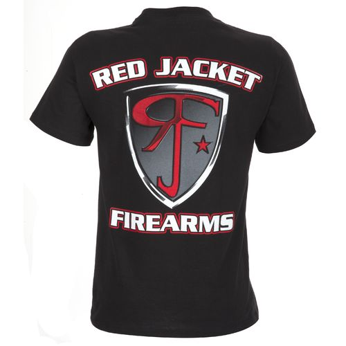Red Jacket Firearms Men's Chrome T-shirt