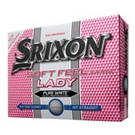 SRIXON® Women's Soft Feel 3 Golf Balls 12-Pack