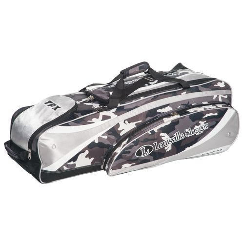 Louisville Slugger Camo Wheeled Equipment Bag