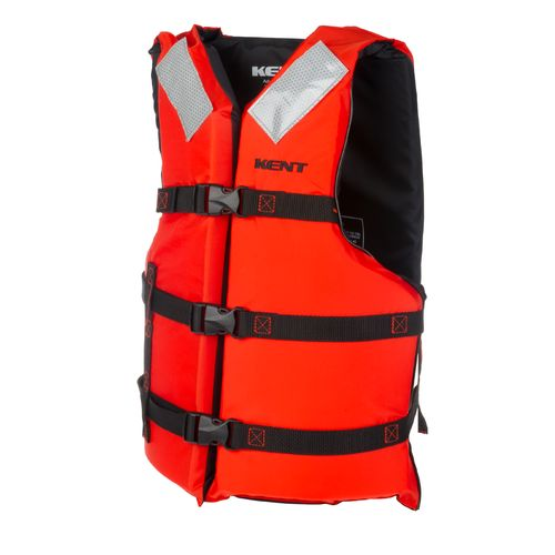 KENT Adults' Universal Commercial Life Jacket