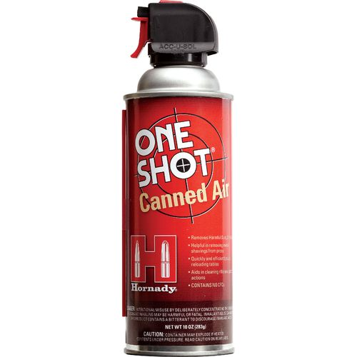 Hornady One Shot® Canned Air