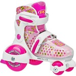 Roller Derby Girls' Cruiser MX Quad Skates