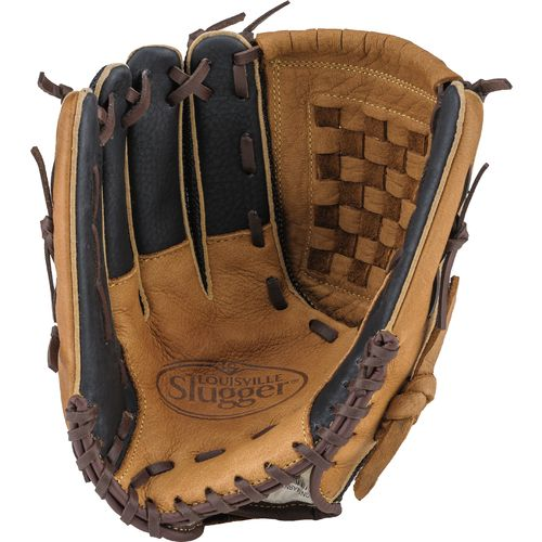 "Display product reviews for Louisville Slugger Youth Genesis 11"" Baseball Glove Left-handed"