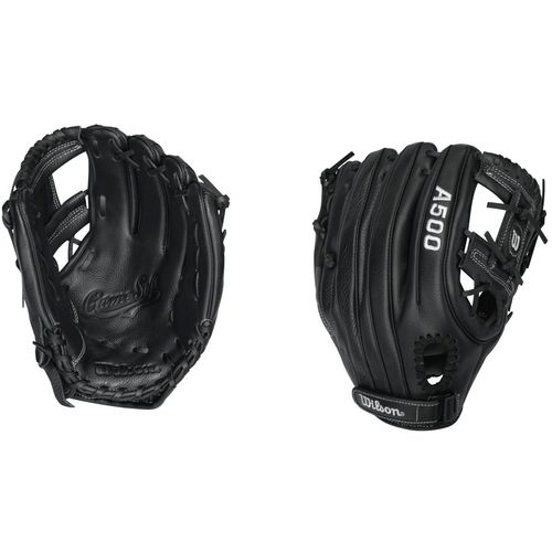 "Display product reviews for Wilson Youth A500 GameSoft 11.5"" Baseball Glove"