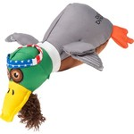 Duck Dynasty Willie Small Plush Dog Toy