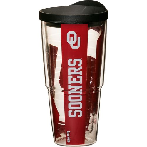 Tervis Oklahoma University 24 oz. Tumbler with Lid
