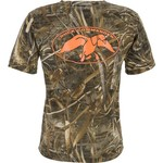 Duck Commander Men's Camo Logo T-shirt