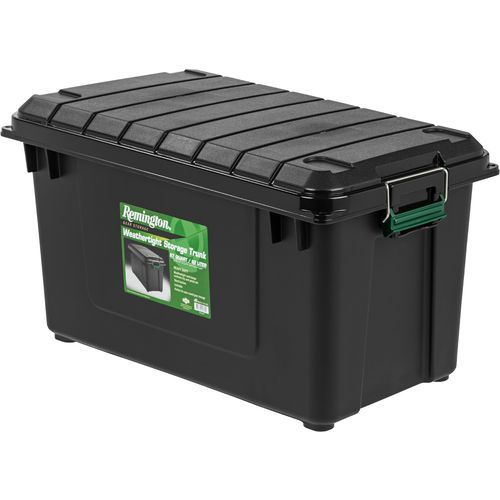 Remington SIA 760D Heavy Duty Weathertight Storage Trunk