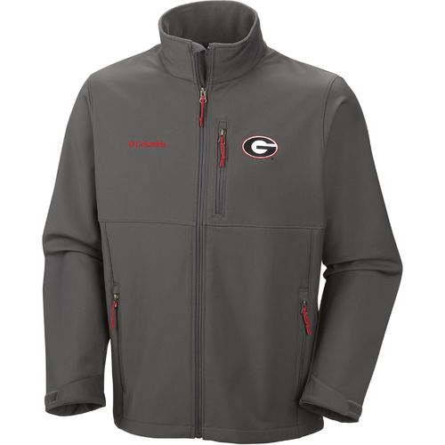 Columbia Sportswear Men's University of Georgia Collegiate Ascender™ Softshell Jacket