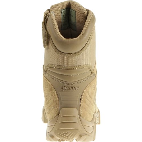 Bates Men's GX-8 Desert Composite Toe Side Zip Boots - view number 4