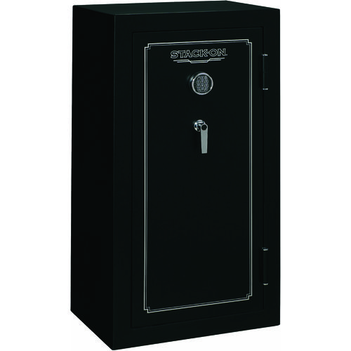 Display product reviews for Stack-On 24-Gun Safe with Electronic Lock