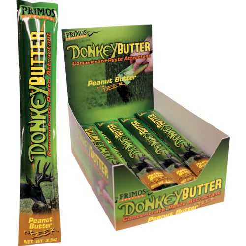 Primos Donkey Butter 3.5 oz. Peanut Butter Paste Attractant
