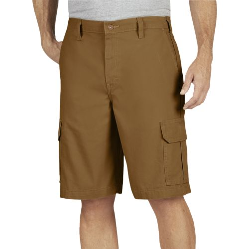 "Dickies Men's 11"" Relaxed Fit Lightweight Duck Cargo Short"
