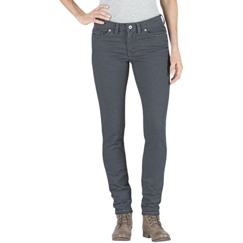 Dickies Women's Slim Fit Skinny Leg Jean - view number 1