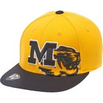 Top of the World Youth University of Missouri Rockit Cap