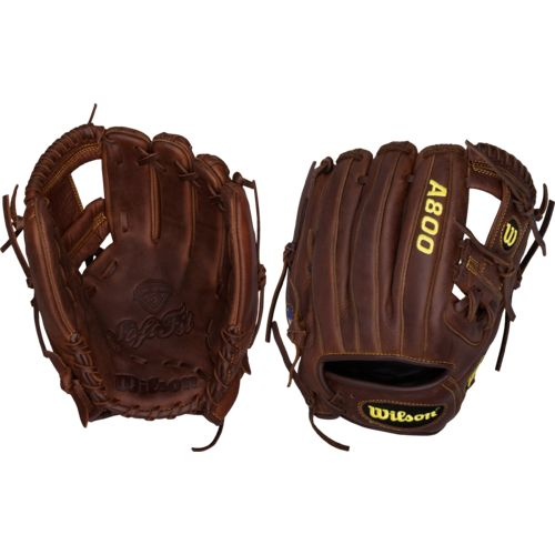 "Display product reviews for Wilson Youth A800 Game Ready 11.5"" Baseball Glove"