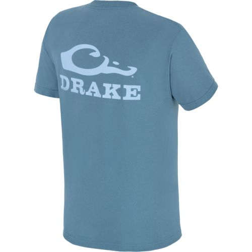Display product reviews for Drake Waterfowl Adults' Custom Logo T-shirt