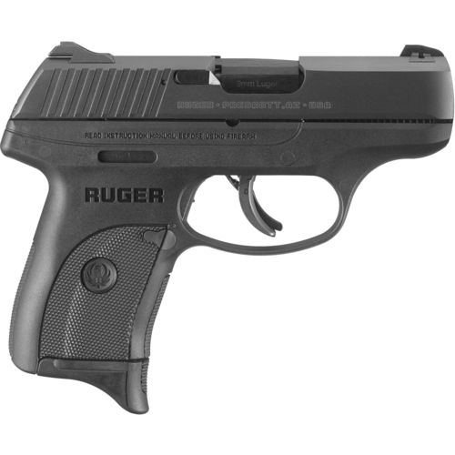 Ruger LC9s 9mm Luger Centerfire Pistol