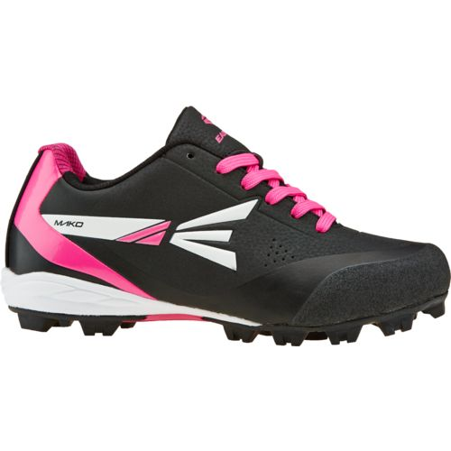 EASTON Women's Mako Low-Top Softball Cleats