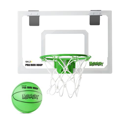 Display product reviews for SKLZ Pro Mini Hoop™ Midnight Hoop and Ball