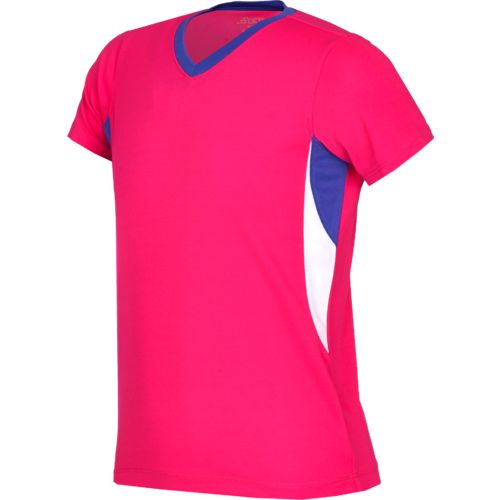 BCG™ Girls' Pieced Short Sleeve Soccer Top