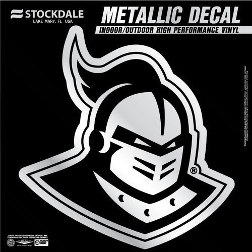 Stockdale University of Central Florida Metallic Vinyl Decal
