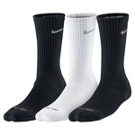 Nike Women's Dri-FIT Cushion Crew Socks 3-Pack