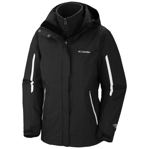 Columbia Sportswear Women's Bugaboo Interchange Jacket