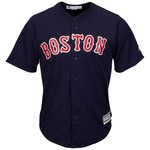 Majestic Men's Boston Red Sox Dustin Pedroia #15 Cool Base® Replica Jersey - view number 2