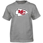 NFL Boys' Kansas City Chiefs Primary Logo T-shirt