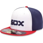 New Era Men's Chicago White Sox 59FIFTY Alternate Cap - view number 1